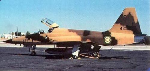 [FA] Fuerza aérea de Etiopía